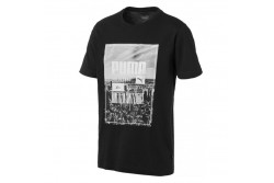 REMERA PUMA PHOTOPRINT SKYLINE TEE