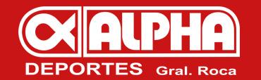 Alpha Deportes S.R.L.